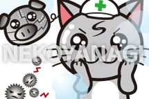 オリジナルキャラクターデザイン